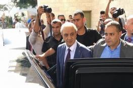 اللواء فرج يصل غزة ويعقد اجتماعات امنية وصفت بالمهمة