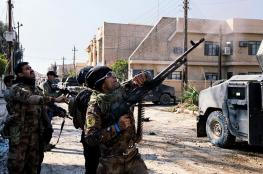 الجيش العراقي يتقدم بشكل ملحوظ في الموصل