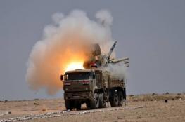 الجيش الاسرائيلي لروسيا : الجيش السوري ااطلق علينا صواريخ بشكل جنوني