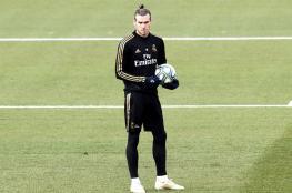 مدرب ريال مدريد يبعد جاريث بيل عن التدريبات