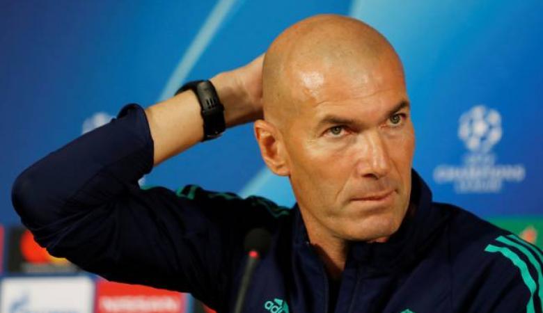 زيدان يعبر عن غضبه الشديد من لاعبي ريال مدريد