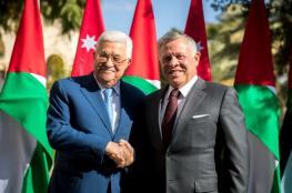 الرئيس يهنئ العاهل الاردني بعيد الاستقلال