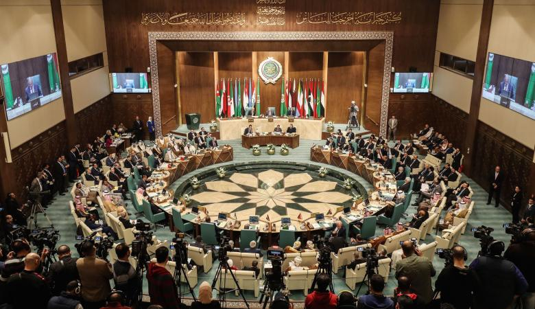 وزراء الخارجية العرب يرفضون خطة الضم : سيؤجج الصراع
