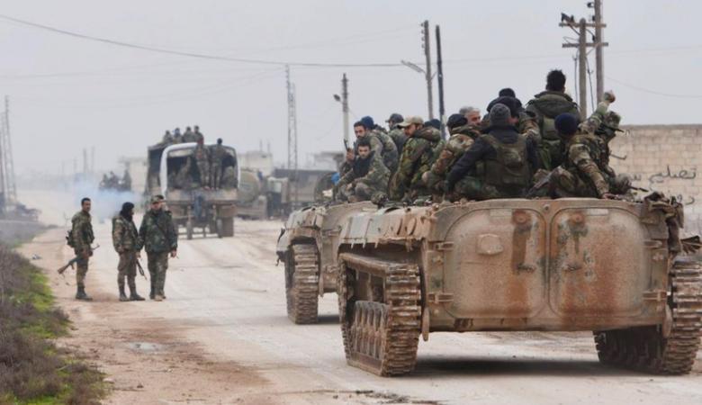 إدلب: تركيا تتأهب والمعارضة توقف تقدم الجيش السوري
