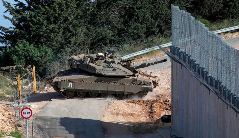 """""""إسرائيل"""" تواصل التأهب على الحدود مع لبنان"""