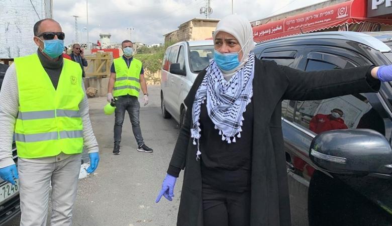محافظة رام الله والبيرة تعلن الغاء التصاريح التجارية