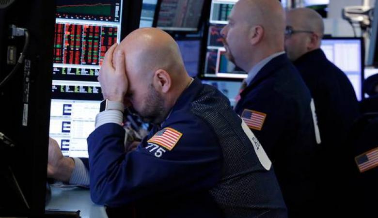 العالم  امام أزمة مالية ضخمة ومرعبة