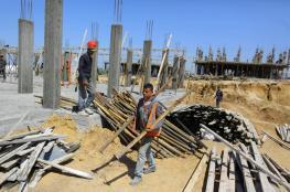 الاحصاء : ارتفاع أسعار تكاليف البناء خلال الشهر الماضي
