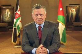 الملك عبدالله : اي اطروحات لا تستند الى حل الدولتين ستكون لها تداعيات خطيرة