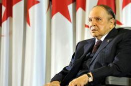 بوتفليقة يقيل قائدي القوات البرية والجوية