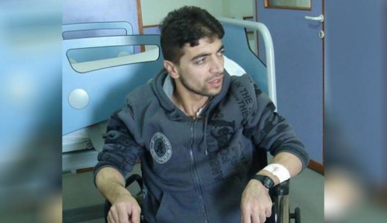 مضرب عن الطعام.. نقل الأسير المقعد معتز عبيدو للمستشفى