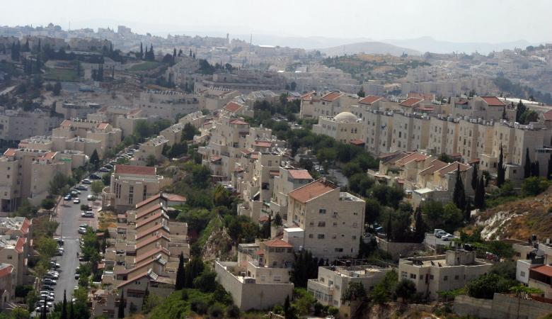 الاحتلال يستولي على 2522 دونم من اراضي الضفة