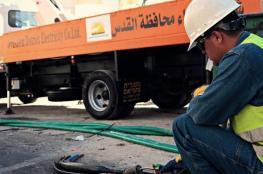 العمري : شركة كهرباء القدس وضعت خططا لمواجهة المنخفضات