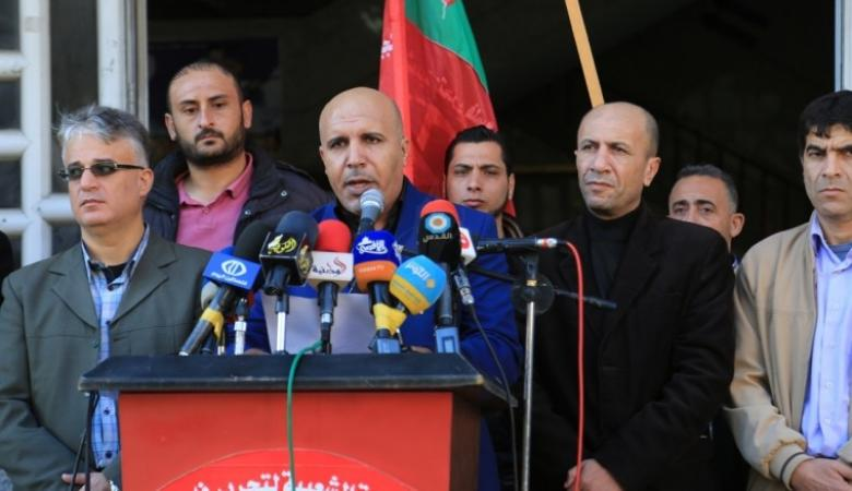 الشعبية تلغي مهرجان انطلاقتها وتحوله لمسيرات غضب ضد الاحتلال