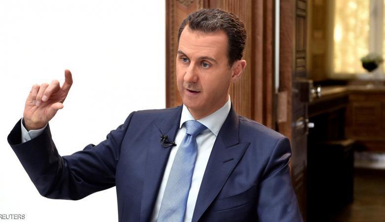 الأسد يكشف سبب عدم التصدي للضربة الأميركية