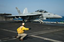 واشنطن ترسل حاملتي طائرات الى الخليج العربي
