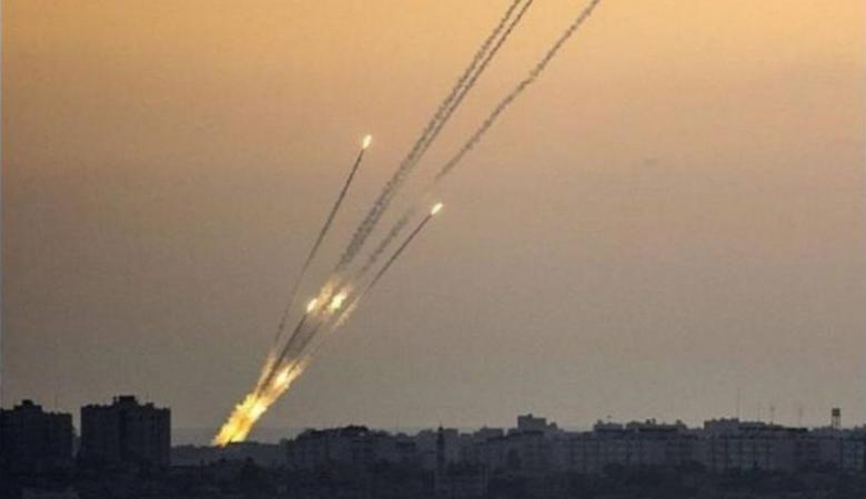 اعلام عبري: إطلاق 400 صاروخًا من غزة منذ الثلاثاء
