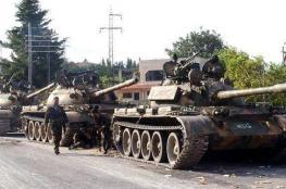 المعارضة تدعم النظام السوري ضد داعش في السويداء