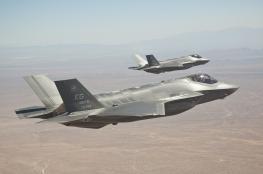 """طائرات الشبح الاسرائيلية """"F-35"""" تنفذ أول مهمة سرية لم يكشف عن طبيعتها"""