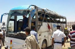 الحكومة تدين الهجوم الإرهابي الذي استهدف الأقباط في مصر