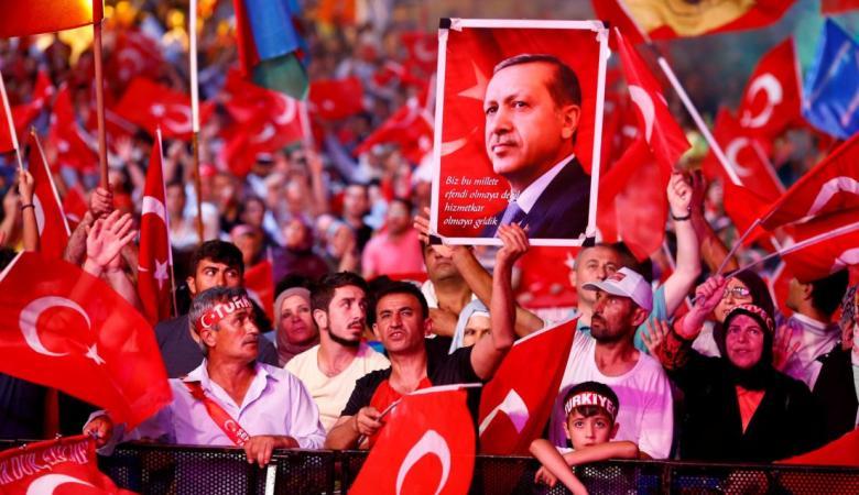 """هكذا فاجئ """"اردوغان """" شعب تركيا في ذكرى  الانقلاب الفاشل"""