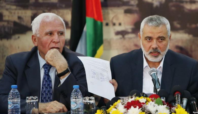 وفد حركة فتح يصل غداً القاهرة لبحث أفكار حماس الجديدة