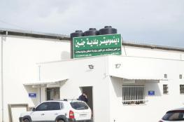افتتاح مركز فحص المركبات التابع لبلدية جنين