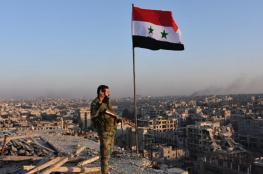 """""""مكاسب كبيرة"""" للجيش السوري قرب حدود الأردن"""