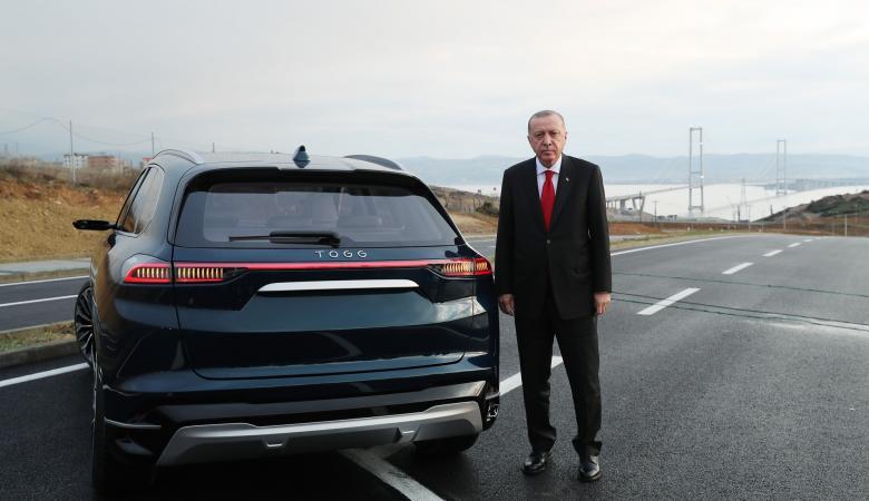 شاهد ..تركيا تكشف عن سيارتين من انتاجها