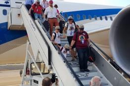 أكثر من 200 مهاجرًا يهوديًا يصلون تل أبيب صباح اليوم