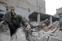 مقتل 729 مدنيا سورياً في الغوطة الشرقية بريف دمشق