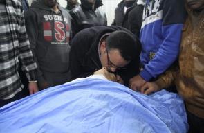 لحظة استشهاد الطفل مراد يوسف غازي من مخيم العروب شمال الخليل