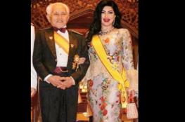 لاجئة سورية تتزوج من حاكم كوالالمبور المسن بعد موافقة رئيس وزراء ماليزيا