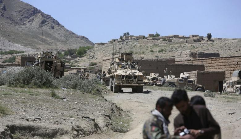 """الجيش الأمريكي يعلن مقتل قيادات من تنظيم """"داعش"""" بأفغانستان"""