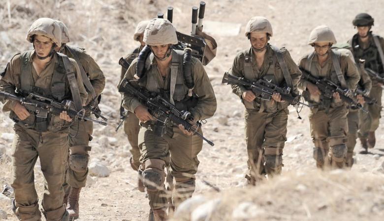 """مناورة اسرائيلية تحاكي اقتحام المقاومة لكيبوتس استيطاني في """"غلاف غزة """""""