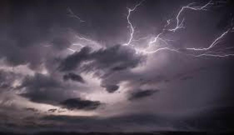 الطقس: أمطار مصحوبة بعواصف رعدية حتى نهاية الأسبوع