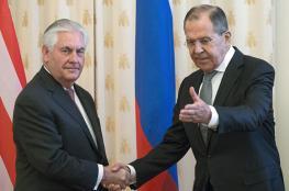 توافق امريكي روسي على حل الازمة الخليجية  عبر التفاوض