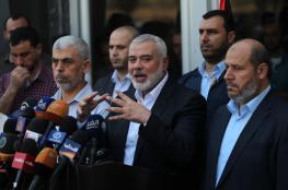 حركة فتح تقدم مبادرة جديدة الى حركة حماس