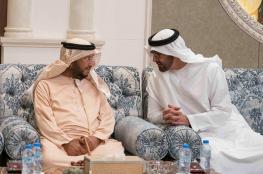 الرئيس يعزي نظيره الاماراتي بوفاة الشيخ سلطان
