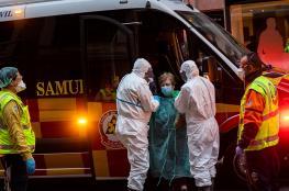 تسجيل 23 حالة وفاة و500 مصاب فلسطيني بفيروس كورونا في بلاد الوباء
