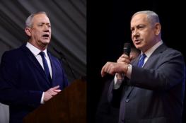 """نتنياهو وغانتس يقتربان من تشكيل حكومة """"اسرائيلية"""""""