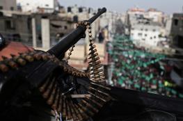 """حماس تحذر """"اسرائيل """"من ارتكاب اي حماقة"""