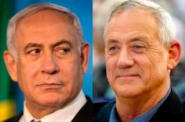 العدوان على غزة ..غانتس يوافق على تشكيل حكومة وحدة مع نتنياهو