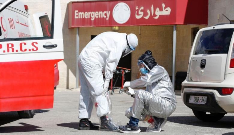 """5 وفيات و713 إصابة جديدة بـ""""كورونا"""" و920 حالة تعاف"""