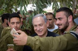 نتنياهو : لولى الجيش الاسرائيلي لمحونا عن بكرة أبينا