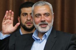 وزير اسرائيلي سابق يدعو لازالة اسم هنية من قائمة الاغتيالات