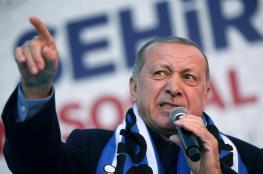 اردوغان ردا على قصف اهداف تركية : سنواصل فضح اسرائيل