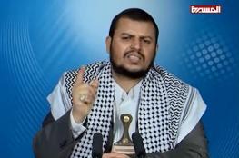 """الحوثي يتوعد """"إسرائيل"""" بضربات قاسية تستهدف """"المناطق الحساسة """""""