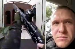 """منفذ مجزرة المسجدين في نيوزيلندا : """"اقتلوا اردوغان وميركل وخان """""""