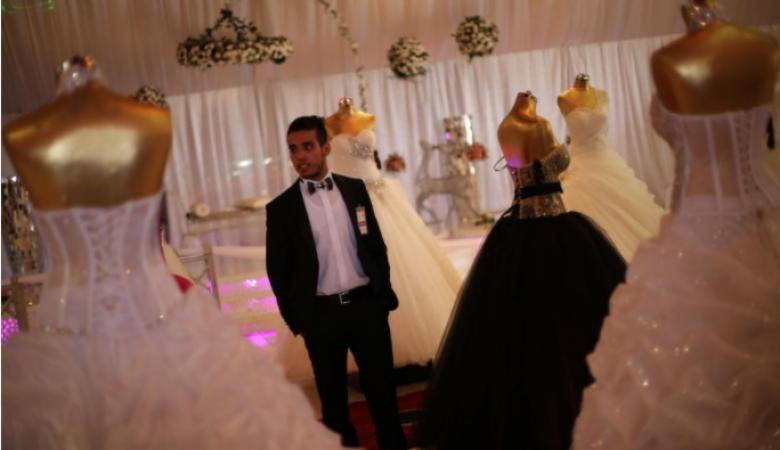 إصابة عروس بحادث سير بجنين